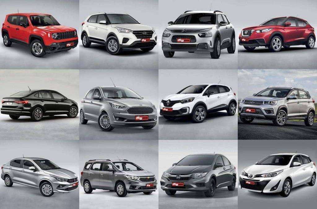 32 carros com versões específicas para comprar com isenção