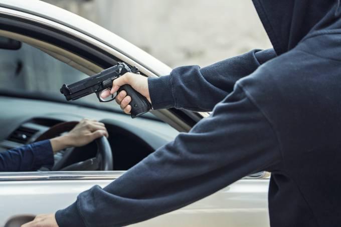 Os carros mais roubados no Brasil em 2017